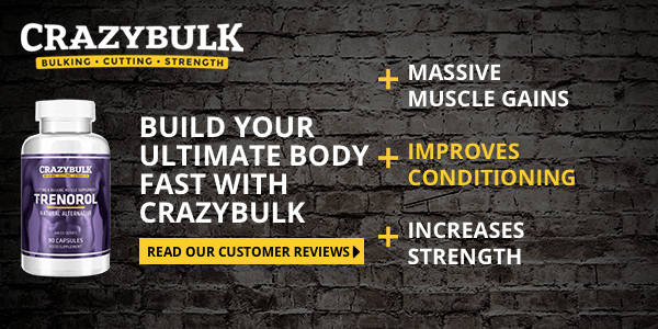 Crazy Bulk Trenorol Reviews