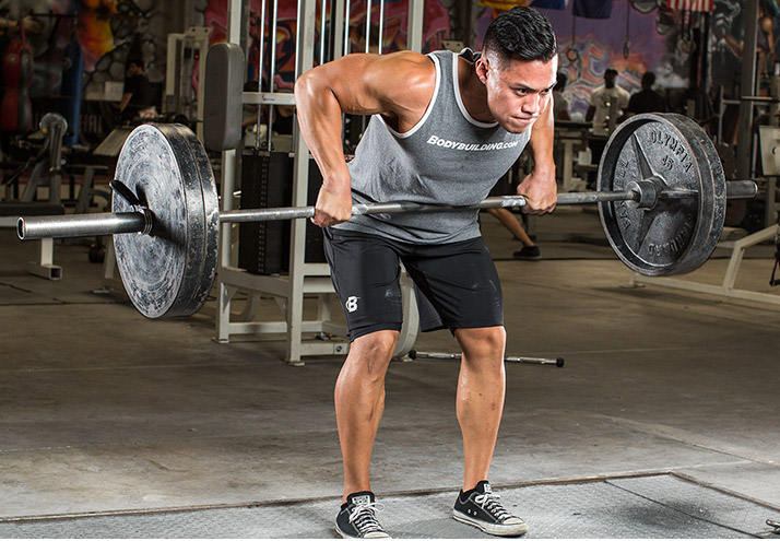 weight that falls within 80-90 percent of your one-rep max