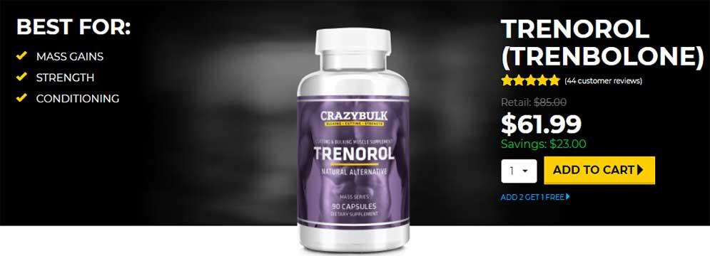 Buy Trenbolone Online