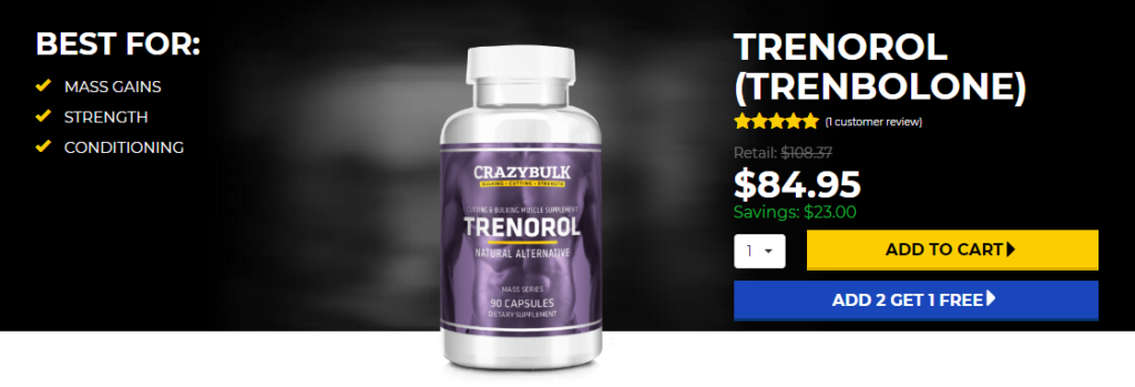 Acquista Trenbolone