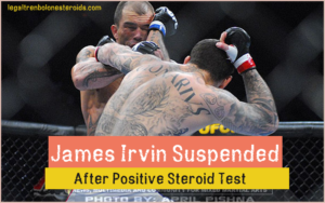 Report: James Irvin tests positive for steroids