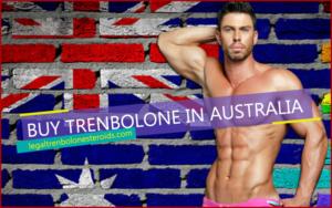 Buy Trenbolone in Australia
