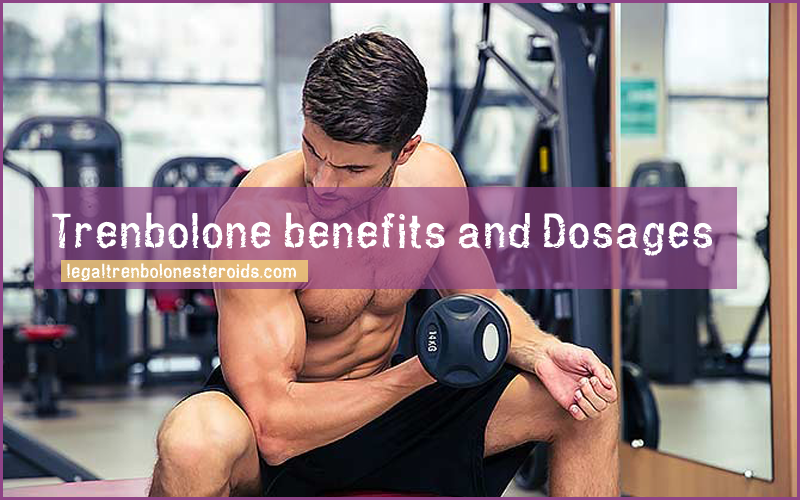 Trenbolone benefits